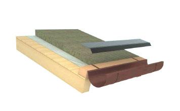 Conversa COVERuv a protezione membrane impermeabili e traspiranti