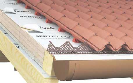 cos'� un tetto ventilato