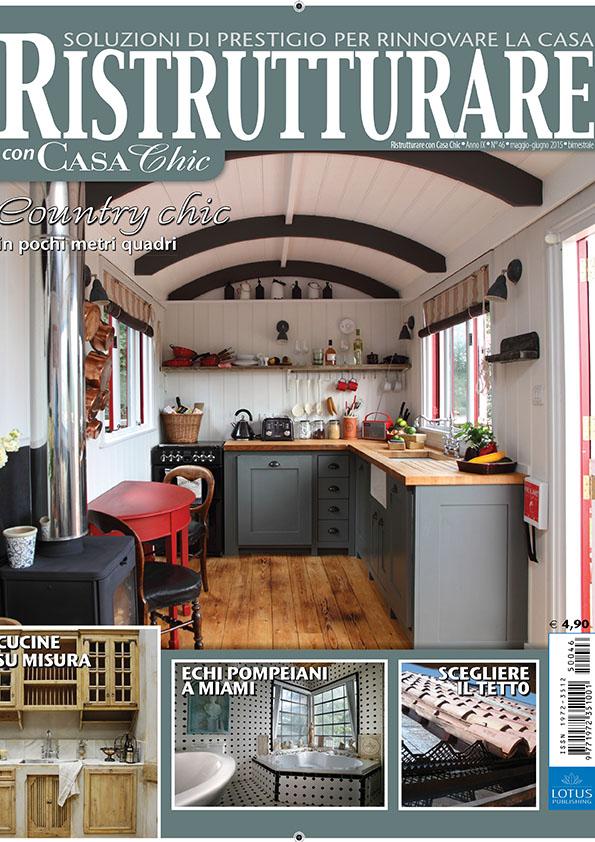 ristrutturare con casa chic - aertetto - Casa Chic Rivista