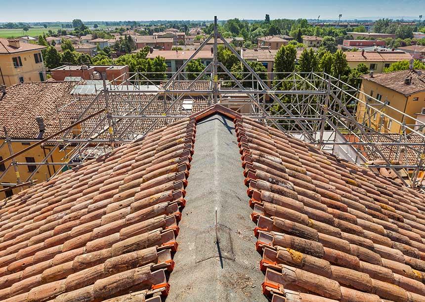 AERcoppo® per la Chiesa di Sant'Agata Bolognese