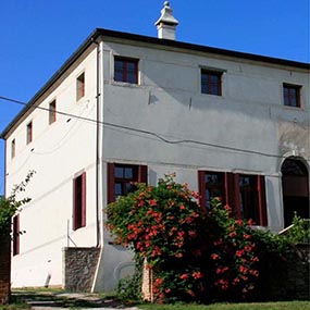 Tetto ventilato Villa Buzzaccarini Aertetto