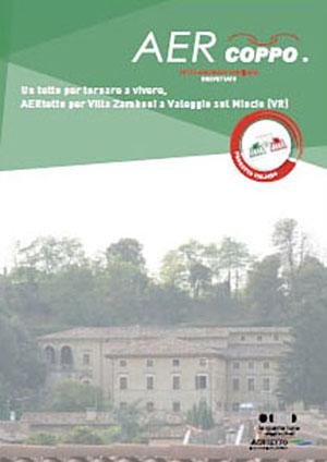 AERtetto per Villa Zamboni a Valeggio sul Mincio (VR)'