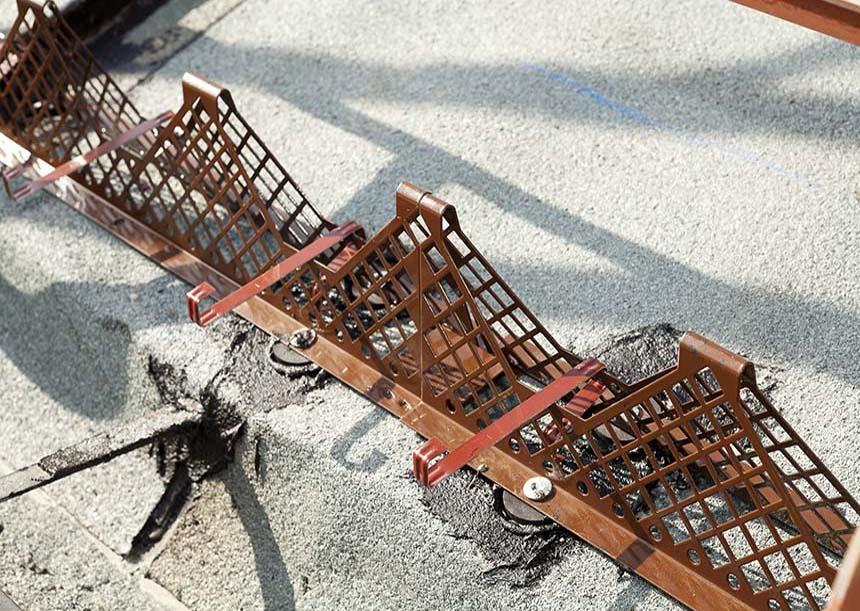 griglia di partenza parapasseri con funzione portante
