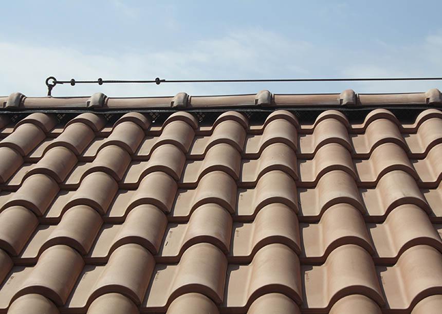 AERcolmo® di ventilazione con linee vita