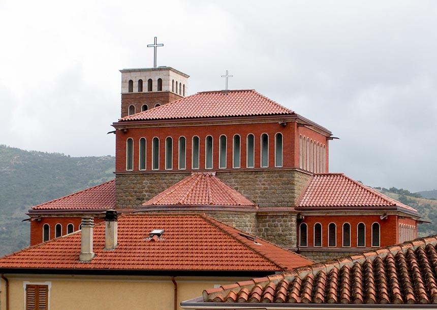 Chiesa della Beata Vergine Assunta, Tertenia (OG), 2014