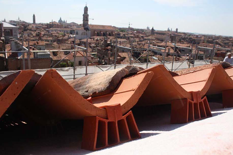 IUAV Tolentini, Venezia (VE), 2011-2013
