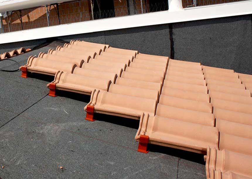 Tegole Per Tetti Ventilati Isolare Sottotetto Aertegola