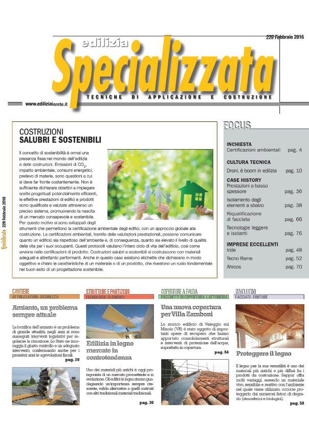 AERtetto riguardante il recupero della copertura di Villa Zamboni