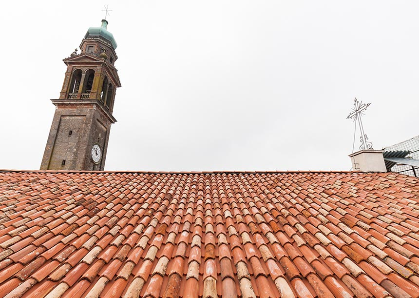 AERcoppo® - Chiesa San Martino Vescovo a Venezze