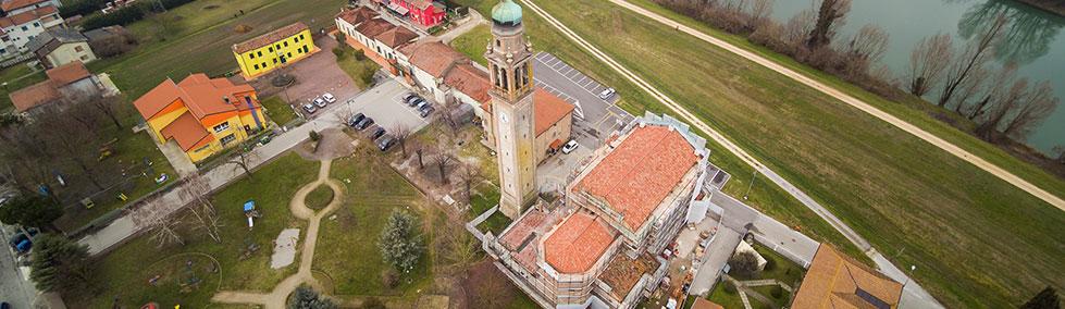 Chiesa S.Martino Vescovo di Venezze