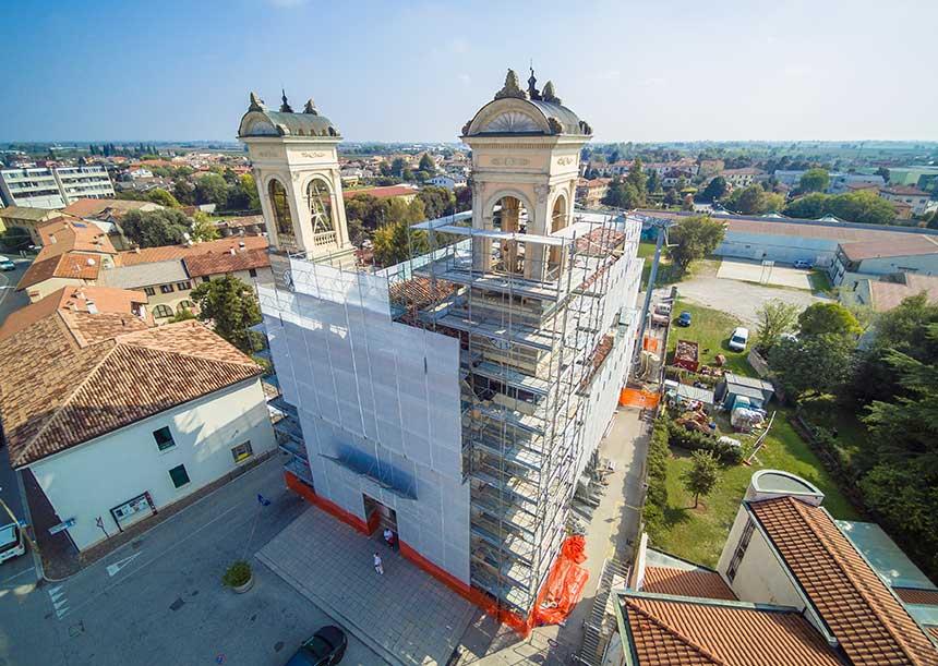 Chiesa di Santa Croce e B.V. del Rosario