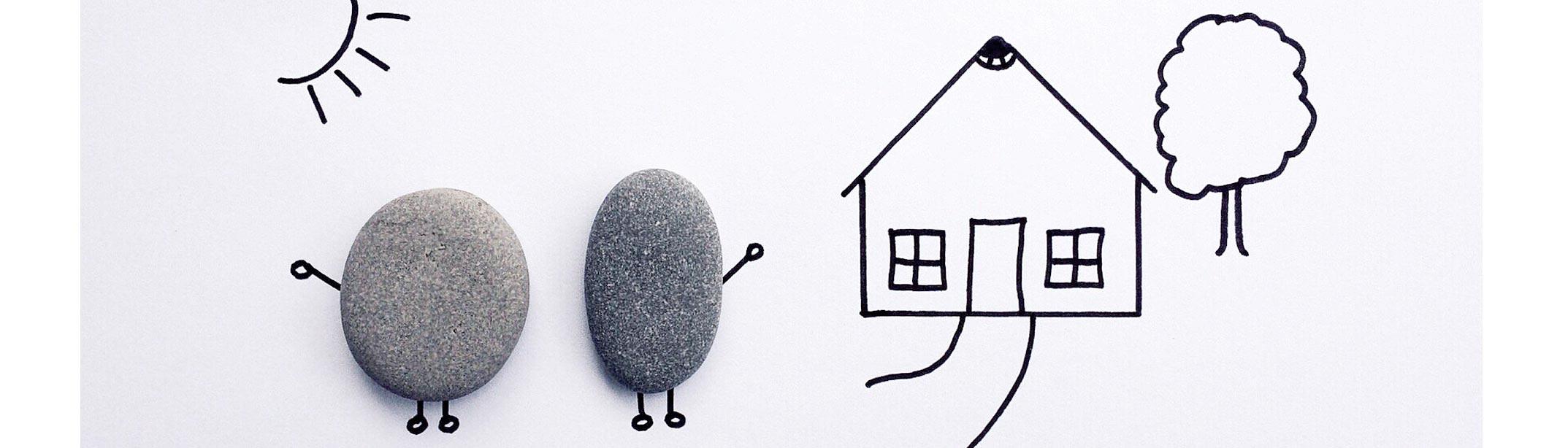 concetto di casa_aertetto