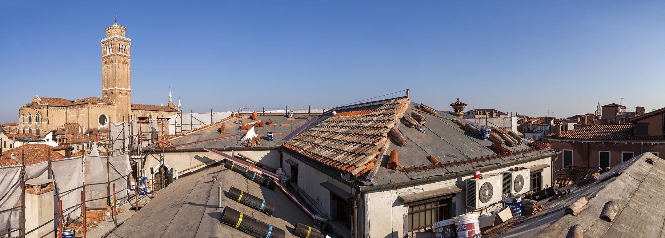 caratteritiche tetto a padiglione