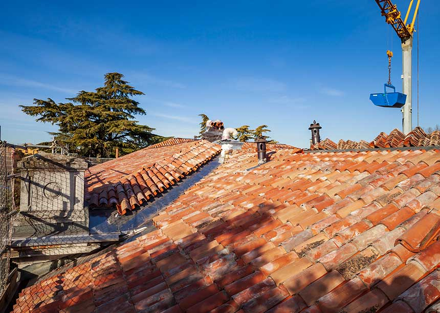 Sistema AERcoppo® per la Facoltà di Ingegneria dell' Università di Padova 2018