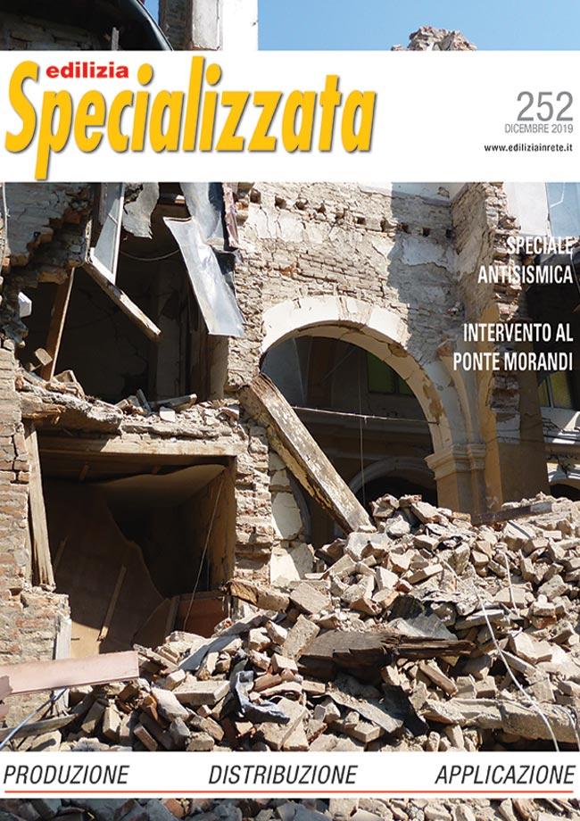 AERtetto sulla rivista Specializzata con la Basilica di Aquileia come esempio di restauro di copertura