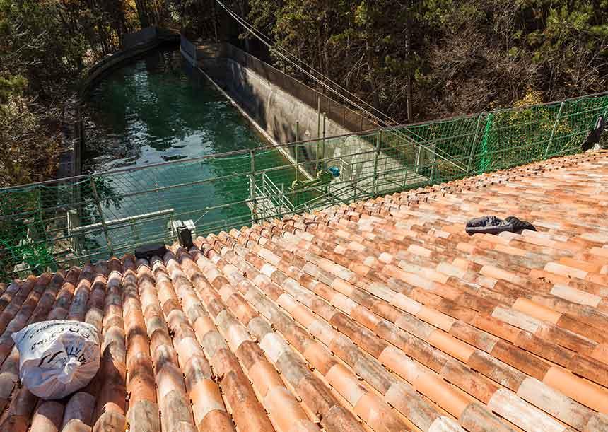 AERcoppo® per la Centrale idroelettrica di Toblino