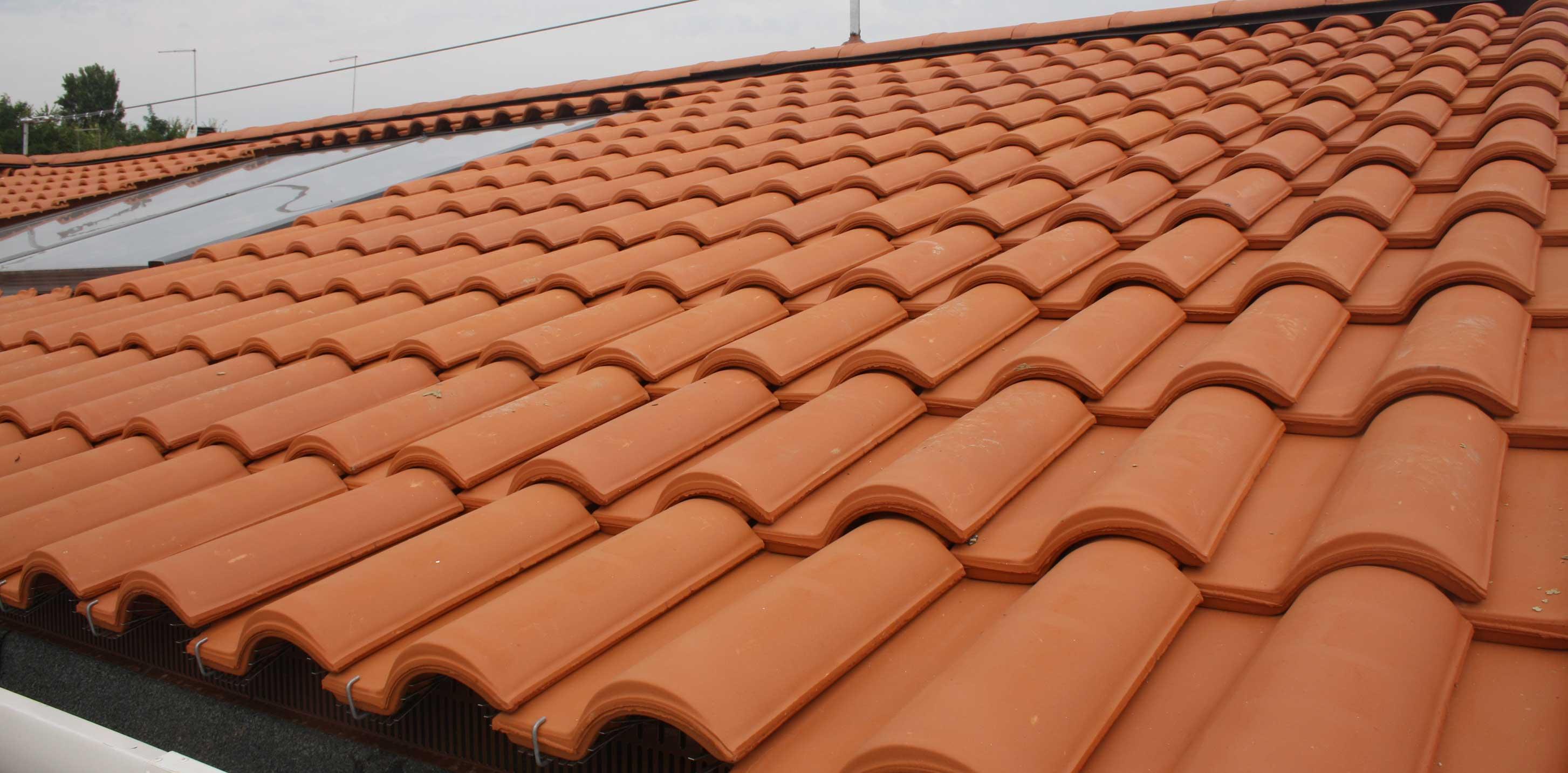 Rifacimento tetto ventilato tegola