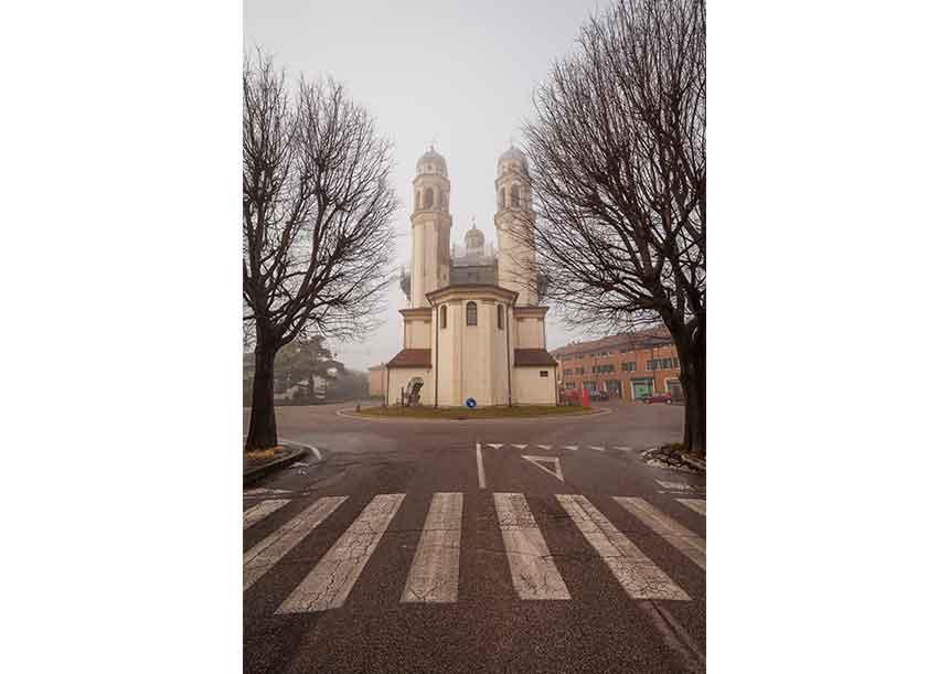 Sistema AERcoppo® per la Chiesa Beata Vergine e della Salute di Este (PD) 2020